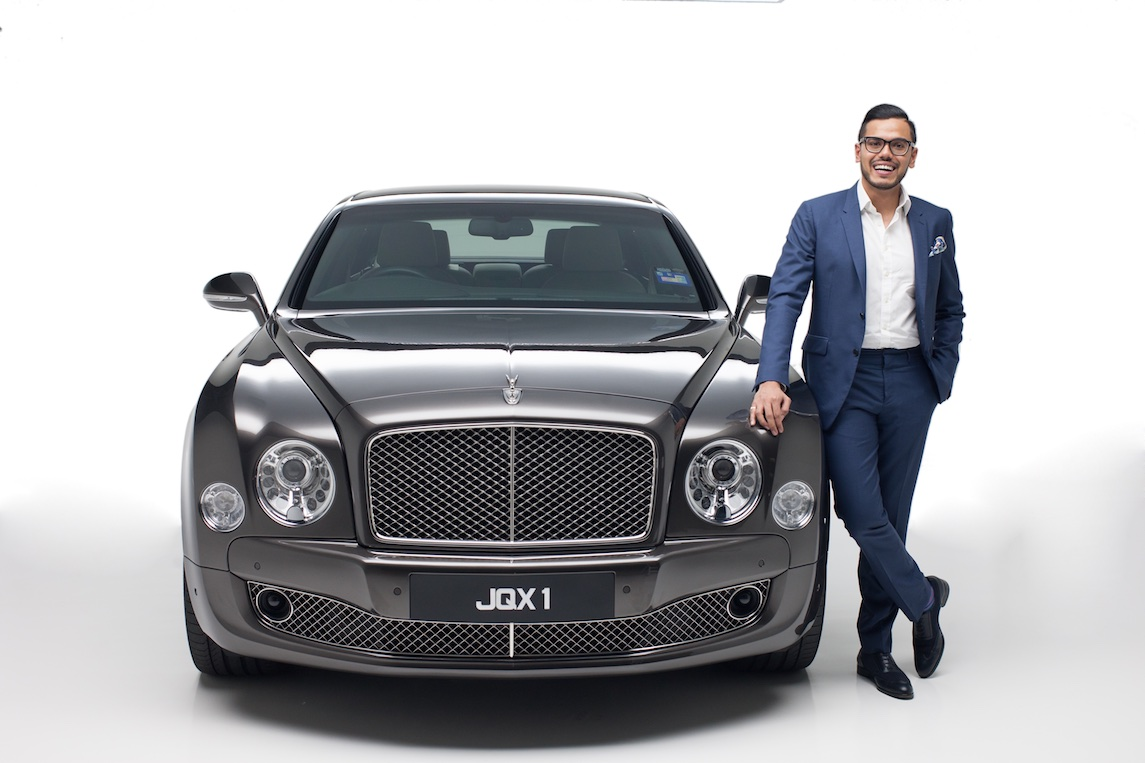 Farhan - Bentley Mulsanne